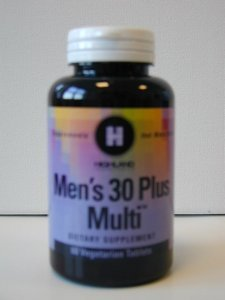 PR641 Men's 30 Plus Multi (Highland multivitamin)