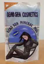 Holt tengeri iszap (Dead Sea cosmetics)